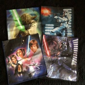 Star Wars Reusable Grocery Bags